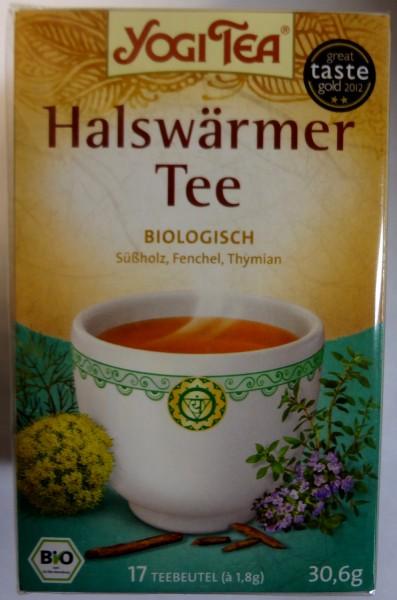 Yogi-Tee Halswärmer-Tee