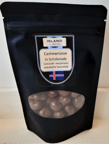 Cashewnüsse in Schokolade 100 g