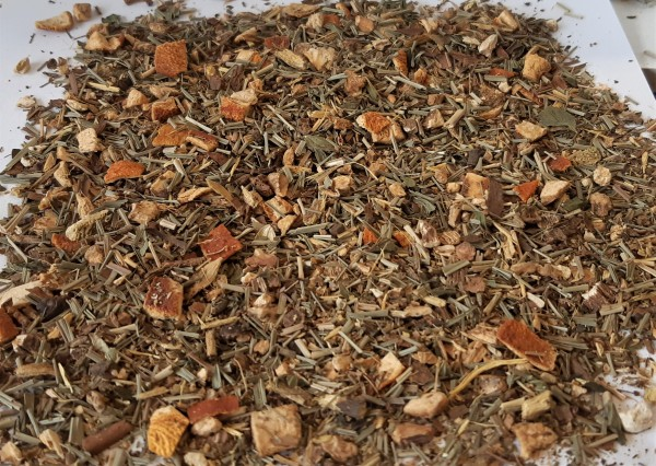 Ayurvitaler Kräutertee (Frauen- Aktiv- Tee)