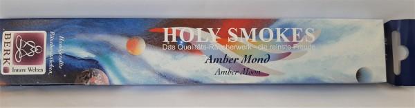 Räucherstäbchen Amber Mond
