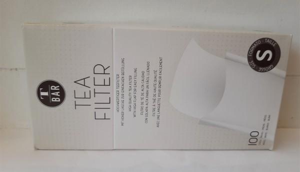 Teefilter, klein, S