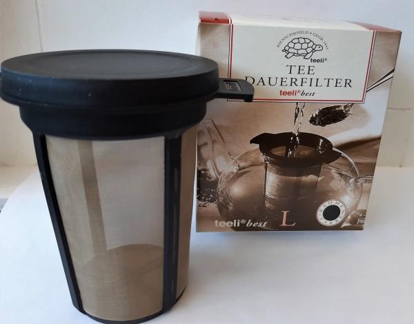 Teefilter L Dauerfilter