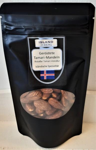 Geröstete Tamari-Mandeln 100 g