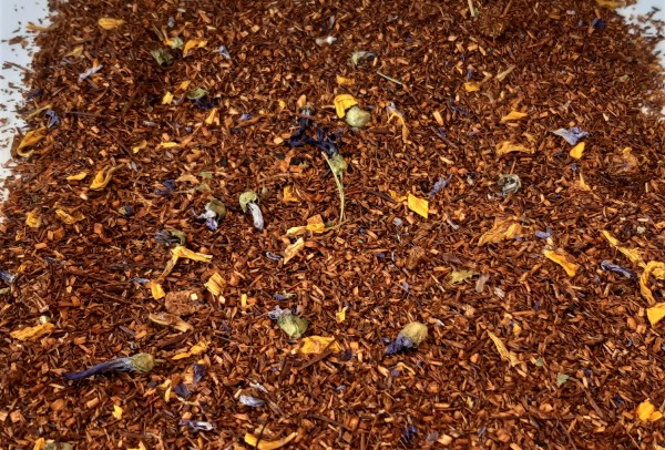 Rotbusch Feierabend-Tee m. Mango