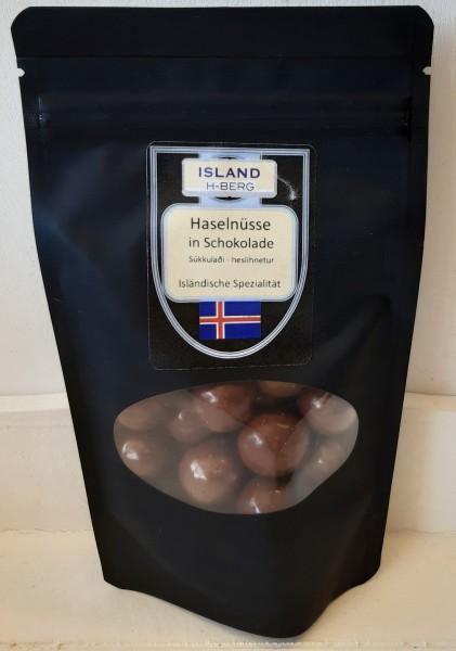 Haselnüsse in Schokolade 100 g